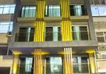 Hôtel Meltem - Sky Kamer Hotel Antalya-2