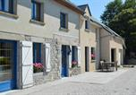 Hôtel Saint-Martin-d'Aubigny - Les vergers-1