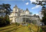 Hôtel Saumur - B&B Château Bouvet Ladubay avec piscine et spa-1
