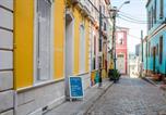 Hôtel Valparaíso - La Galería B&B-3