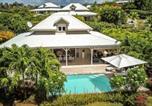 Hôtel Martinique - Villas Palm-1