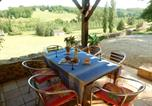 Location vacances Mazeyrolles - Vintage Holiday Home in Villefranche-du-Perigord with Sauna-3