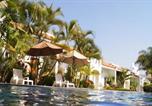 Hôtel Cuernavaca - Hotel Canarios-3