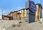 Hôtel Casper - Hampton Inn & Suites Douglas-1