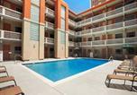 Hôtel Atlantic City - Clarion Inn-2