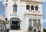 Hôtel Lima - Virreynal Hotel-1