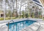 Location vacances Palm Coast - Palm Villa, 4 Bedroom, Private Pool, Screened Lanai, Washer Dryer, Sleeps 7-1