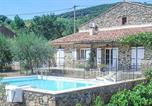 Location vacances Berlou - Stunning home in Berlou w/ Outdoor swimming pool and 2 Bedrooms-1