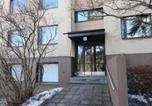 Location vacances Espoo - Second-floor two-bedroom apartment with a glazed balcony in peaceful area in Kivenlahti, Espoo (Id 8444)-3