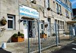 Hôtel Weymouth - The Aqua-1