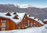 Location vacances Les Contamines-Montjoie - Apartment La Borgia A, B, C.10-3