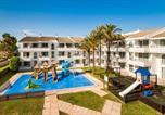 Location vacances  Province des Îles Baléares - Hoposa Hotel & Apartaments Villaconcha-4