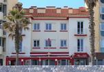 Hôtel Claira - Hotel Saint Georges, Face à la mer-3