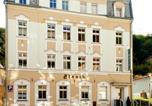 Hôtel Jáchymov - Hotel Blanik