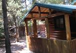 Location vacances Island Park - Wagon Wheel Cabin-4