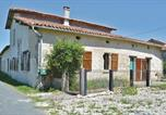 Location vacances Brossac - Holiday home Fraisse Nord M-644-1