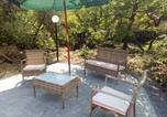 Location vacances Nicolosi - House with 2 bedrooms in Pedara with furnished terrace and Wifi 15 km from the beach-3