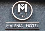 Hôtel Ασινη - Malenia Hotel-1