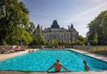 Camping 4 étoiles Apremont - Yelloh! Village - Château La Foret-1