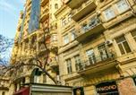 Location vacances  Azerbaïdjan - Luxary Apartment On Nizami 60-1
