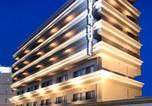 Hôtel Okayama - Centurion Hotel & Spa Kurashiki Station-1
