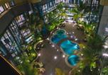 Hôtel Djeddah - Andalus Habitat Hotel