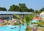 Camping avec Piscine Cancale - Camping La Touesse-1