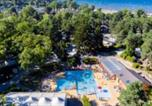 Camping Haute Savoie - Huttopia Camping La Pinede-1