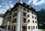 Location vacances Chamonix-Mont-Blanc - Pretty Apartment in Chamonix France with Terrace-1