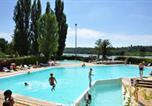 Camping avec Piscine Beaumont-du-Périgord - Flower Camping de Trémolat Les berges De la Dordogne-1