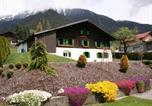Location vacances Sankt Gallenkirch - Apartment Veronika 1-1