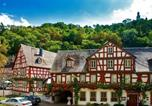 Hôtel Le château de Marksburg - Landgasthof Zum Weissen Schwanen