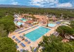 Camping 4 étoiles Roquebrune-sur-Argens - Camping Parc Saint James Oasis Village-1