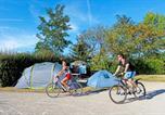 Camping Lac Léman - Campéole La Dranse-2