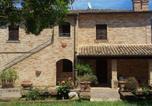 Location vacances Montecosaro - Splendid Holiday Home in Civitanova Marche near Beach-4