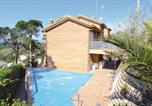 Location vacances Vidreres - Four-Bedroom Holiday home Vidreres with an Outdoor Swimming Pool 01-4