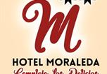 Hôtel Jaen - Hotel La Moraleda - Complejo Las Delicias-2