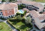 Hôtel Beaurecueil - Garden & City Aix En Provence - Rousset-2