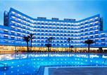 Hôtel Roquetas de Mar - Hotel Best Sabinal-4