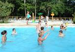 Camping  Acceptant les animaux Gironde - Camping Acacias Du Medoc-1