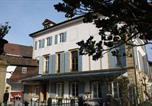 Hôtel Douanne - Le Crystal-2
