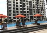 Location vacances Tuaran - Mei Apartment @ Lido 4 Seasons Residences-3