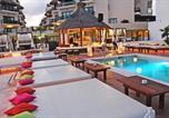 Hôtel Mexique - Hostal Dolce Vita Caribe Beach-4