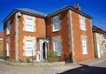 Location vacances Middleton - Seaside Luxury House on the Suffolk Coast-1