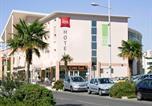 Hôtel Bouches-du-Rhône - Ibis Martigues Centre