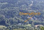 Location vacances Seyne - Gite de Champflorin-2