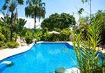 Hôtel Puerto Viejo - Casa Verde Lodge-3