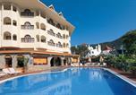 Hôtel İçmeler - Fortuna Beach Hotel-4