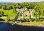 Hôtel Commune de Gävle - Trollnäs Hotell och Vandrarhem-1