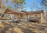 Location vacances Rogers - Wooded, Quiet Cottage, Very close to the Back 40-4